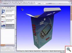 Exemplo de 3D